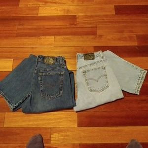 Levi's - Silver Tab - Loose - Straight
